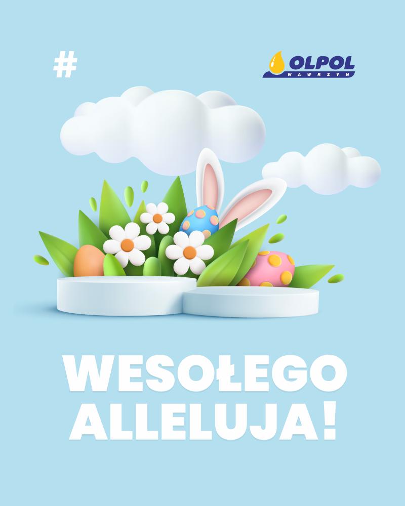 OLPOL - ALLELUJA